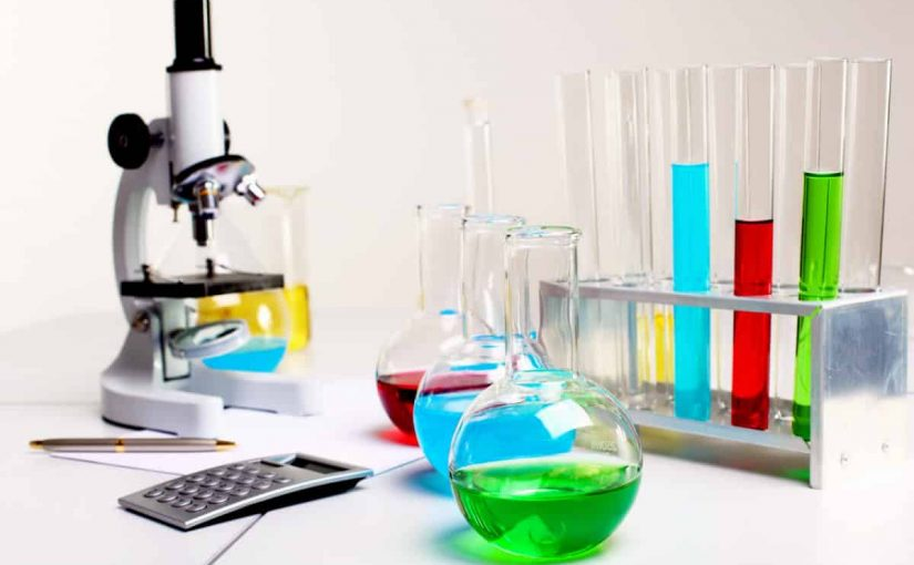 تقرير عن الكيمياء والمادة