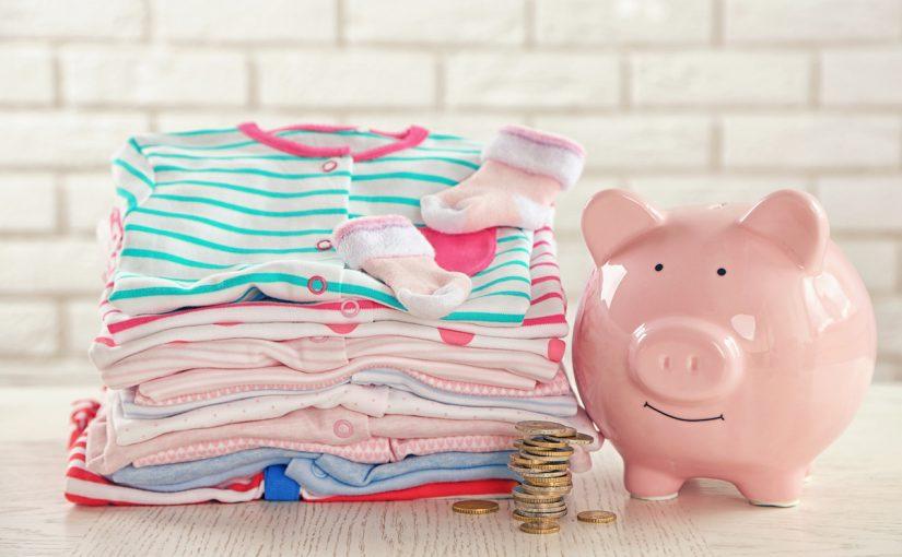 أغراض الطفل التي تحتاجين إلى شرائها فعلياً