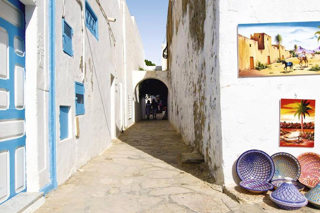 مدينة الحمامات القديمة