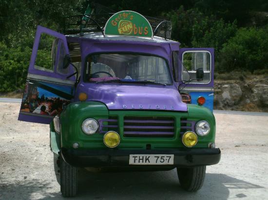 حافلة جورج للمرح  George's Fun Bus
