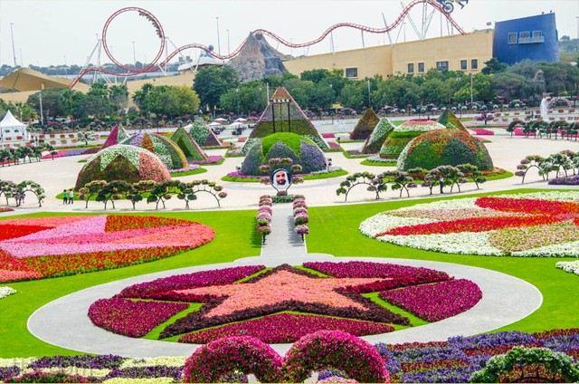 حديقة الشيخ زايد