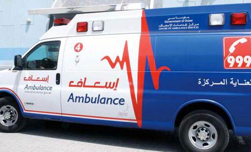 وفاة 8 أشخاص في اصطدام باص ركاب وشاحنة بشارع محمد بن زايد
