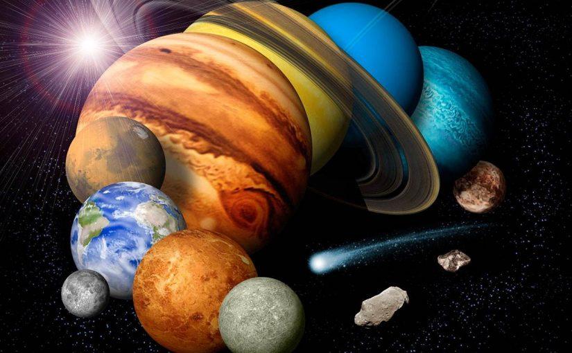 بحث عن الكواكب