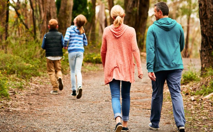 فوائد المشي يوميا