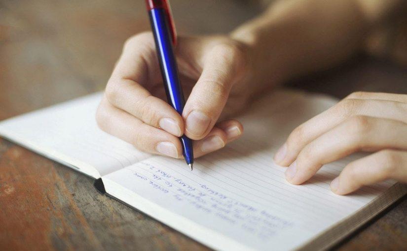 فوائد الكتابة