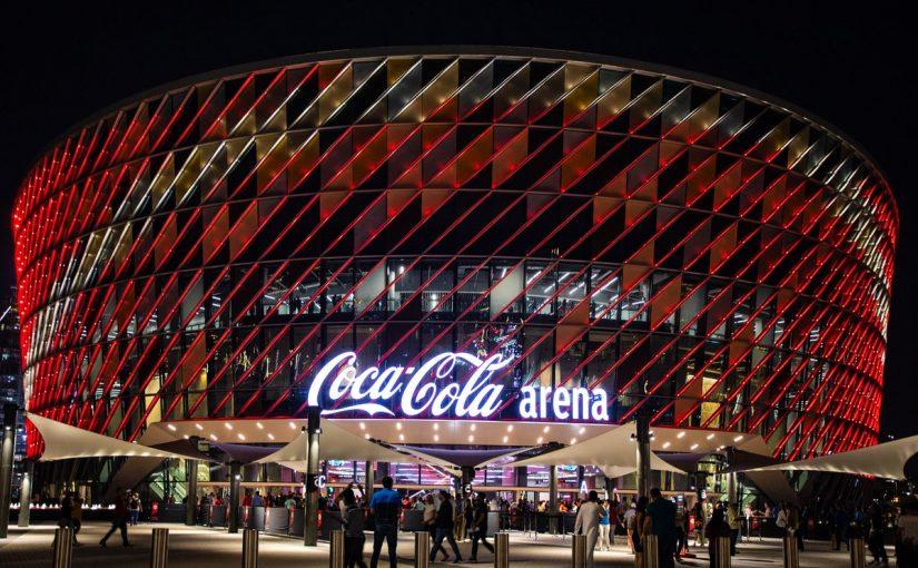 كوكا كولا أرينا دبي