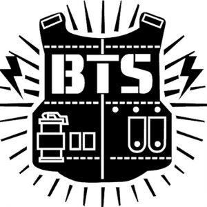 شعار bts جديدة
