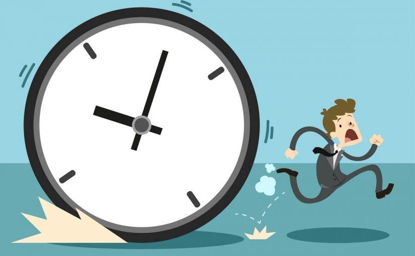 بحث عن اهمية الوقت