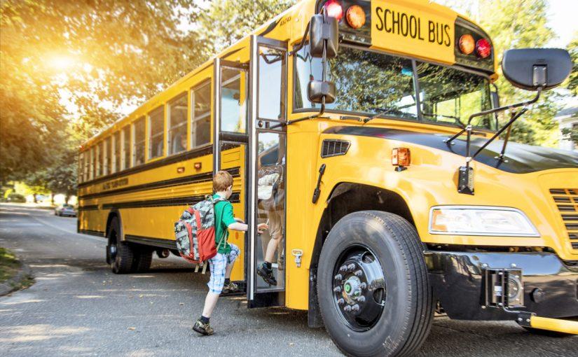 اذاعة و مطوية عن السلامة داخل الحافلة المدرسية doc