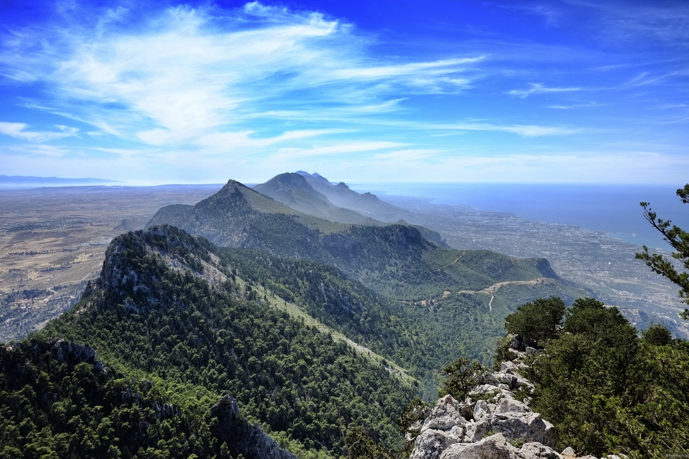 جبال ترودوس
