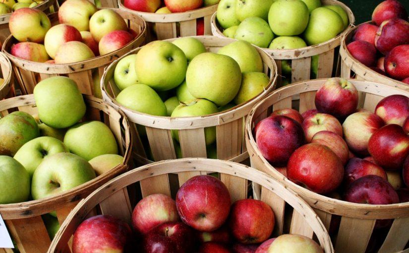تفسير اكل التفاح في المنام موسوعة