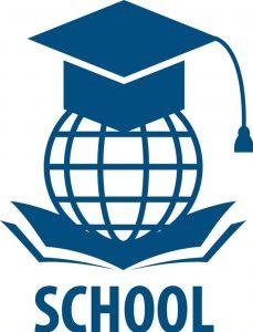 صور شعار مدرسة جديدة