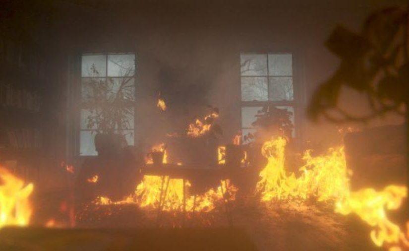 لعبة إلكترونية تقود طالبًا لإشعال النار في مدرسته بصبيا