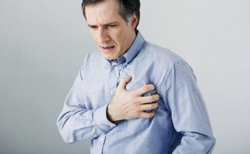 التمييز بين آلام الصدر و آلام القلب