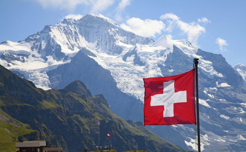 برنامج سياحي في سويسرا