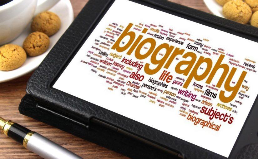 biography معنى