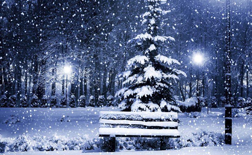 اذاعة مدرسية جاهزة عن الشتاء