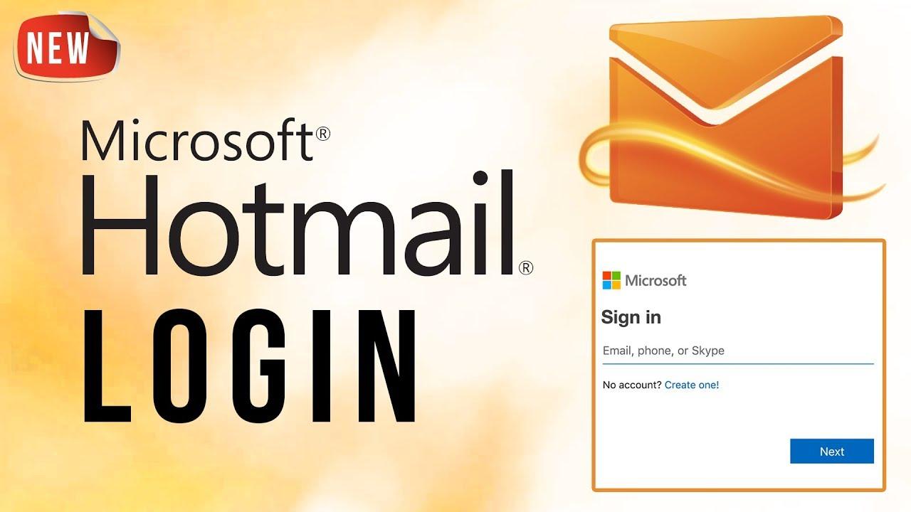 الدخول hotmail comتسجيل رابط تسجيل