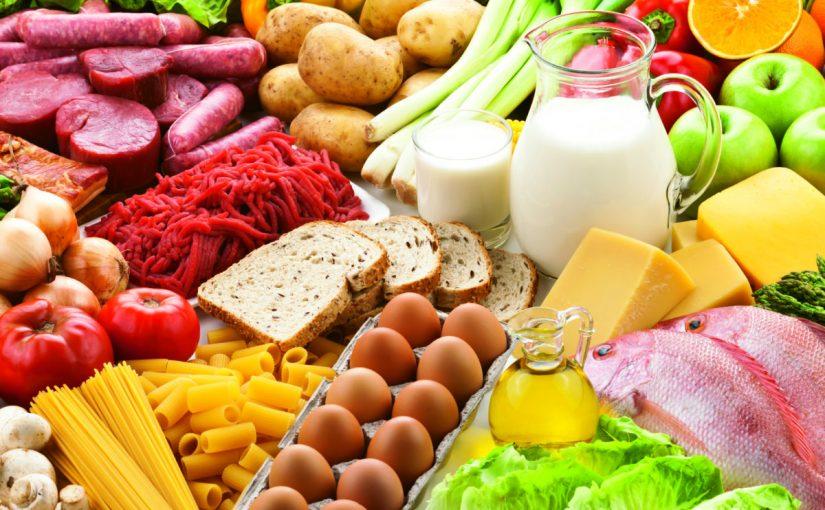 بحث عن الغذاء والتغذية اول ثانوي