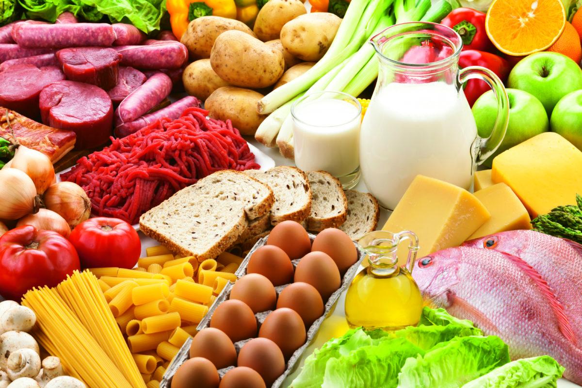 بحث عن الغذاء والتغذية اول ثانوي موسوعة