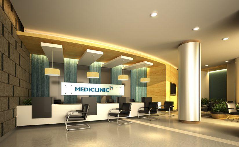 مستشفى mediclinic city
