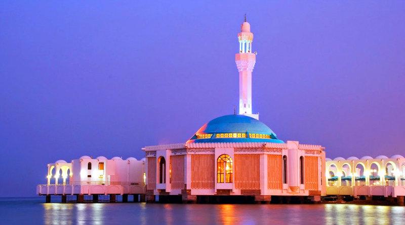 المسجد العائم