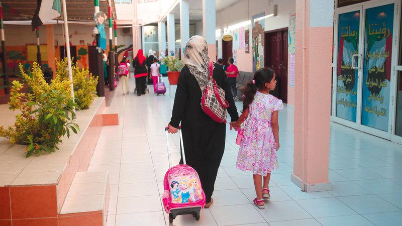 """هيئة الشارقة للتعليم الخاص"""" الموافقة على زيادة رسوم 41 مدرسة حققت الاشتراطات"""""""
