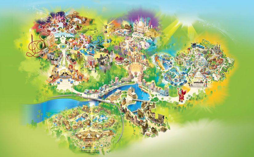 أفضل حدائق دبي