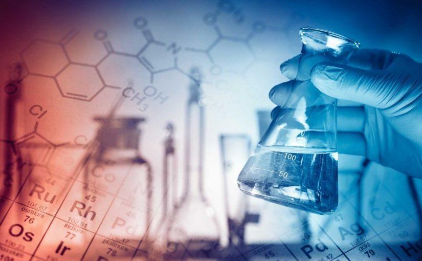 اذاعة مدرسية عن الكيمياء