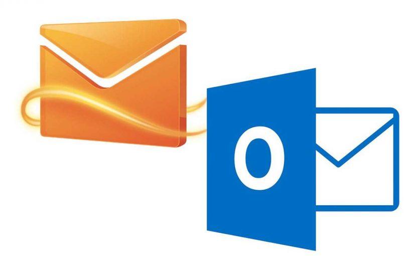 تسجيل الدخول Hotmail.com