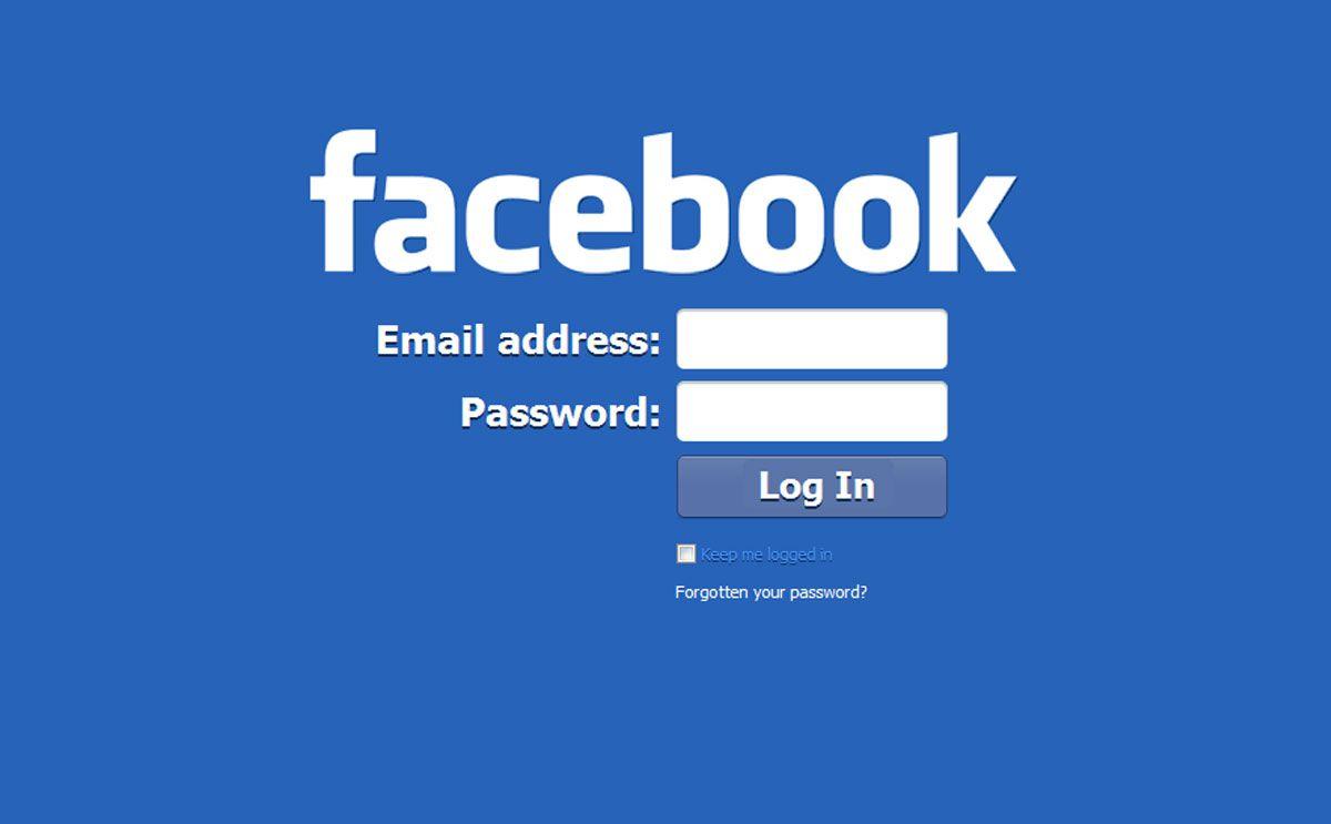 دخول الفيس بوك