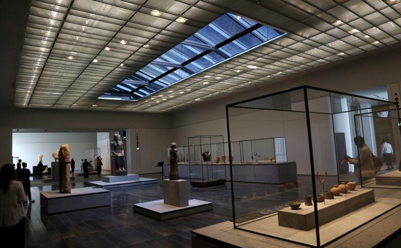 اللوفر أبوظبي متحف عالمي
