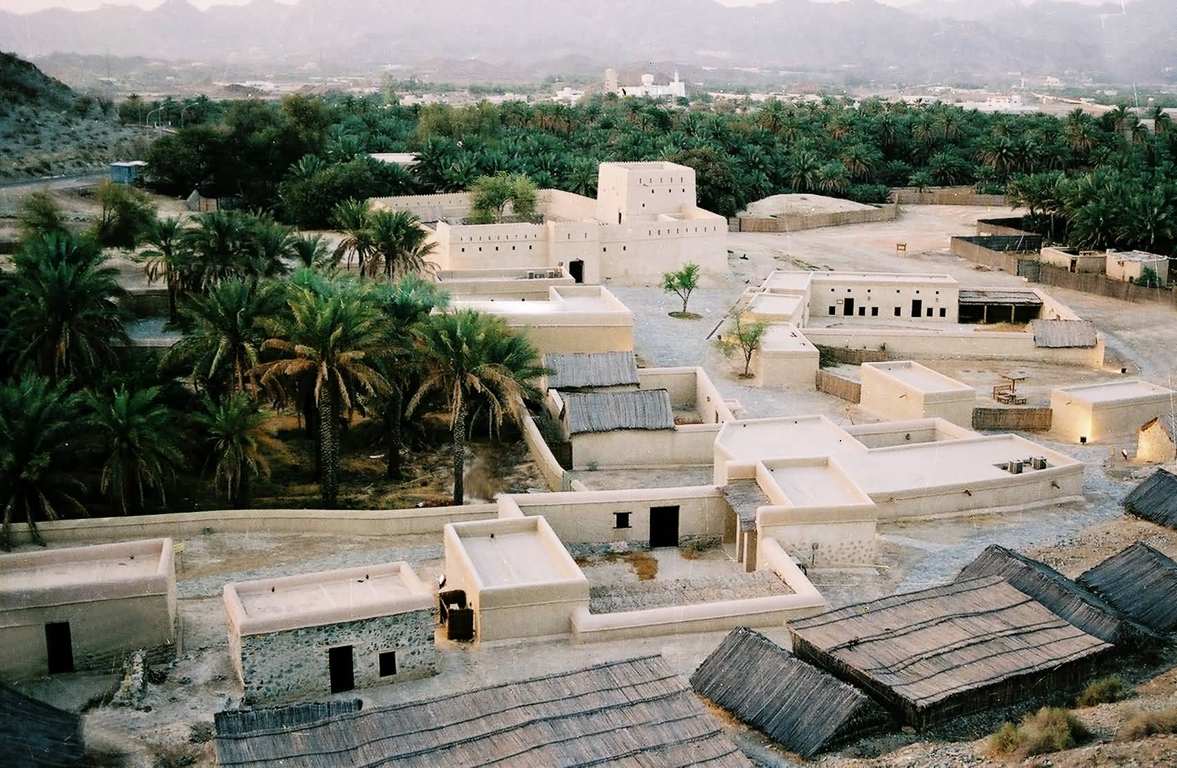 قرية حتا التراثية
