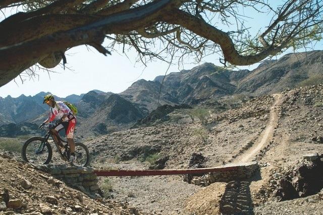 ركوب الدراجات الهوائية الجبلية