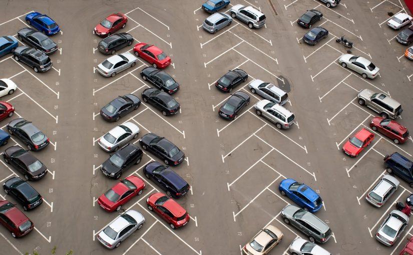 مواقف السيارات في دبي