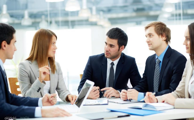 بحث عن اختلاقيات العمل الوظيفي