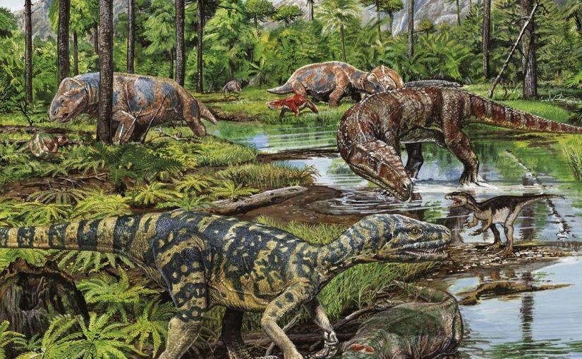 بحث عن الانقراض