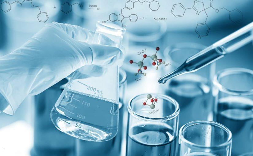 بحث عن الكيمياء doc