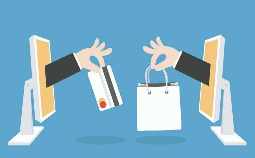 بحث عن التسوق الالكتروني