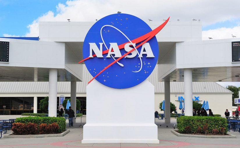 صور شعار ناسا جديدة