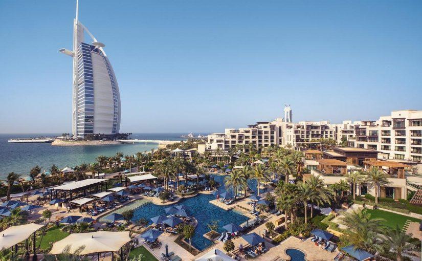 حدائق شواطئ دبي