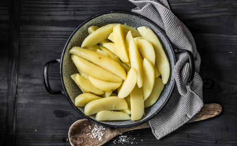 فوائد البطاطس المسلوق