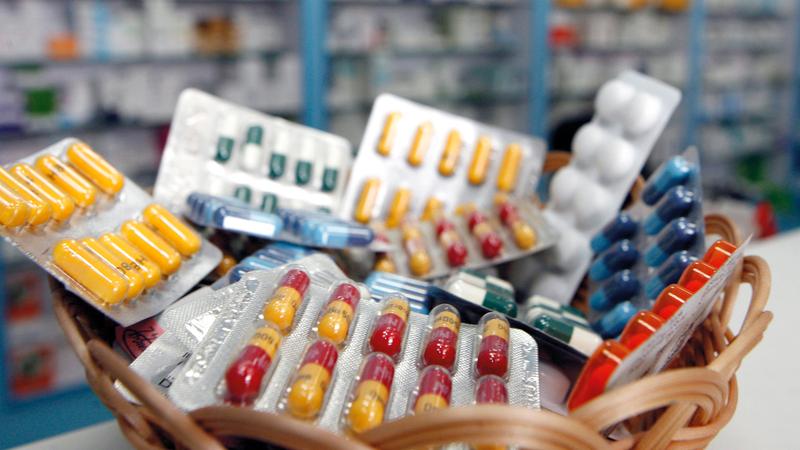 صحة أبوظبي تسحب ستة أدوية من الأسواق لعدم مطابقتها للمواصفات