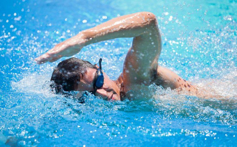 فوائد السباحة للجسم