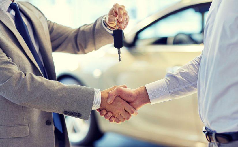 شراء سيارة في دبي