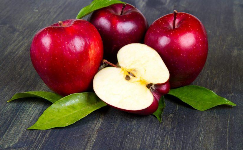 فوائد التفاح لصحة الانسان
