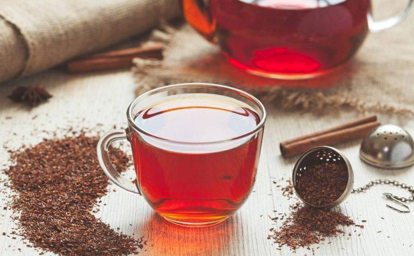 فوائد الشاي الاحمر للجسم