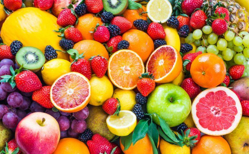 فوائد الفواكه الطازجة والمجففة