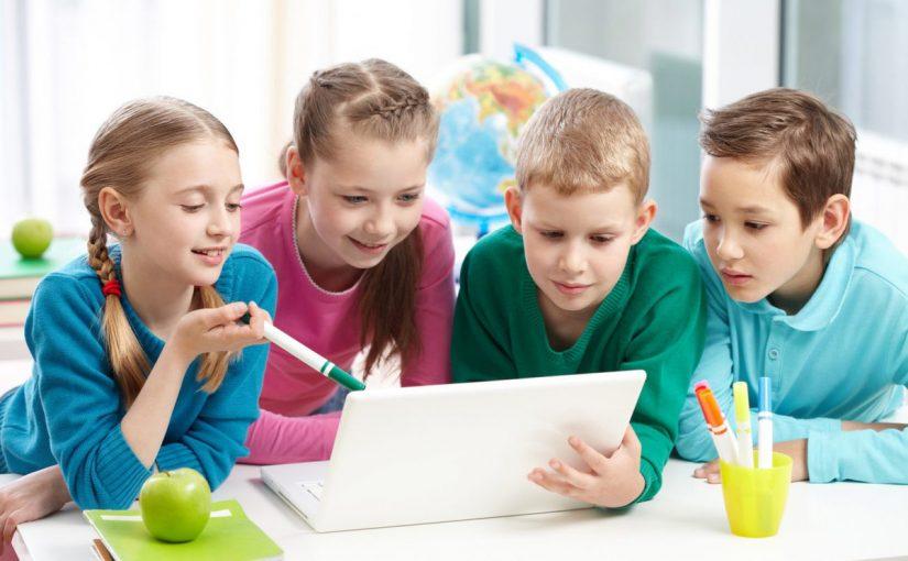 فوائد الحاسوب للاطفال