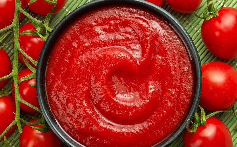 معجون طماطم